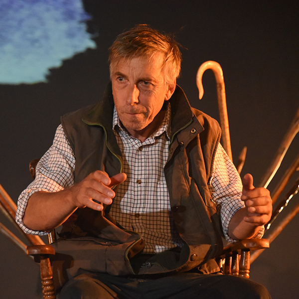 National Theatre Wales presents NHS70: THE STICK MAKER TALES