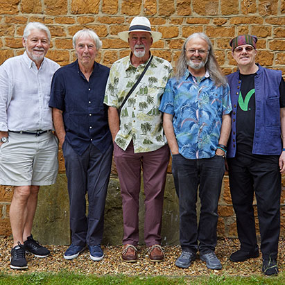 FAIRPORT CONVENTION 2019 Spring Tour