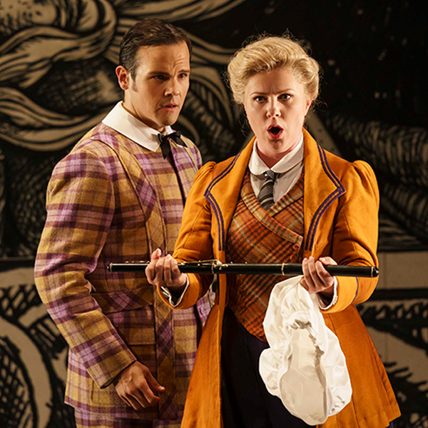 'THE MAGIC FLUTE' RETURNS TO SCREENS FROM GLYNDEBOURNE FESTIVAL