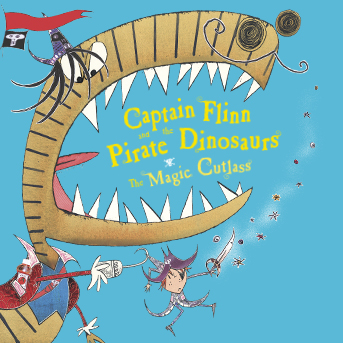 THERE BE SWASHBUCKLING PIRATE DINOSAURS COMING TO MILFORD HAVEN THIS OCTOBER