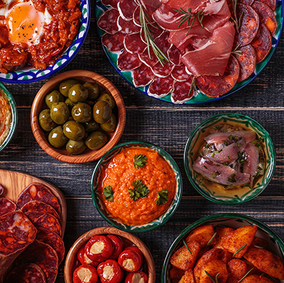 Spanish Tapas Evening, Café Torch: Wednesday 14 February