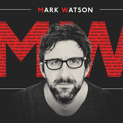MARK WATSON: IMPORTANT ANNOUNCEMENT