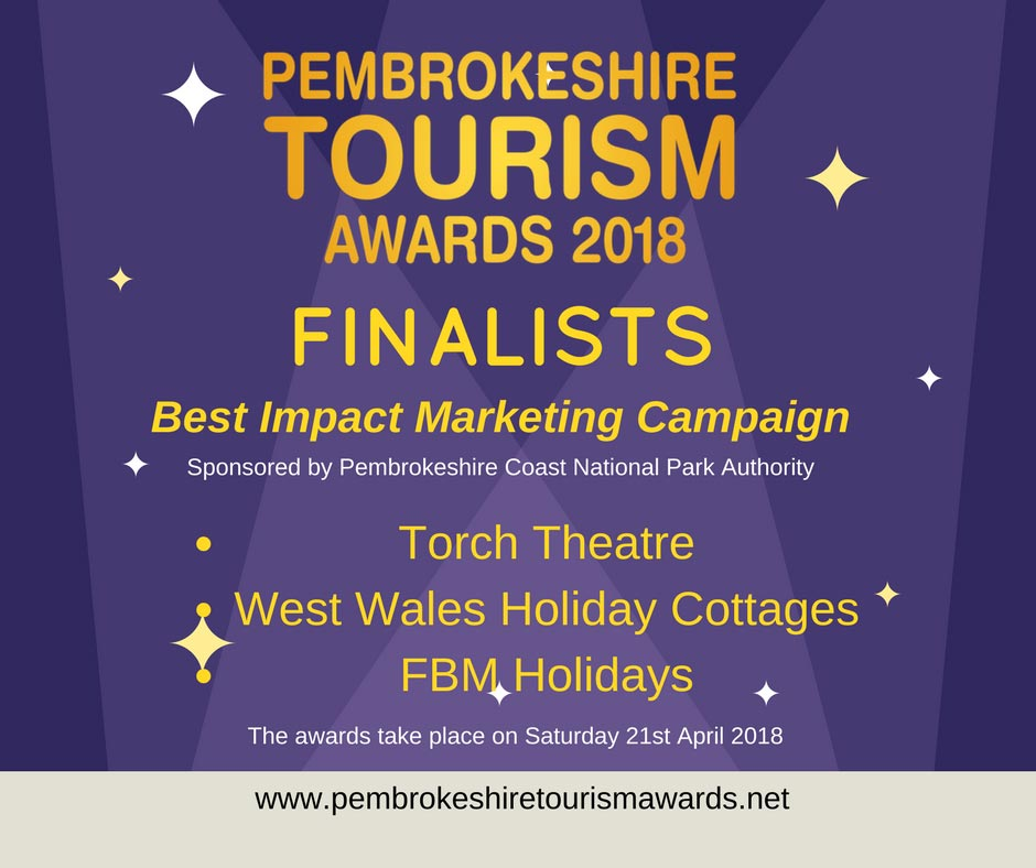 Torch Theatre Shortlisted For Best Marketing Impact Campaign