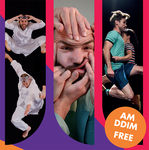 FAMILY DANCE FESTIVAL 2018 COMING TO MILFORD HAVEN