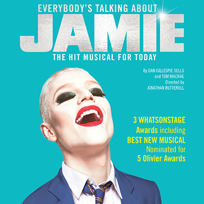 EVERYBODY'S TALKING ABOUT JAMIE!