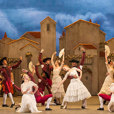 THE ROYAL BALLET'S DON QUIXOTE IS A FEBRUARY FIESTA!