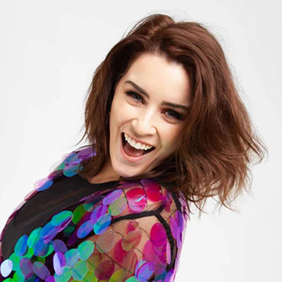 Lucie Jones  'up close and personal' at the Torch Theatre